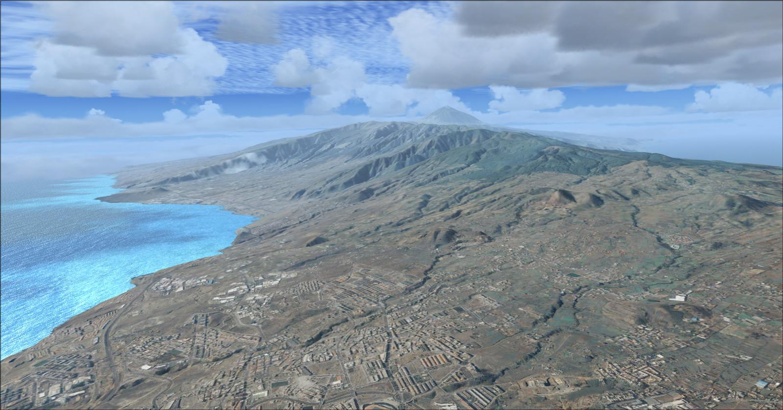 DOWNLOAD Canary Islands Part 1 FSX & P3D - Rikoooo