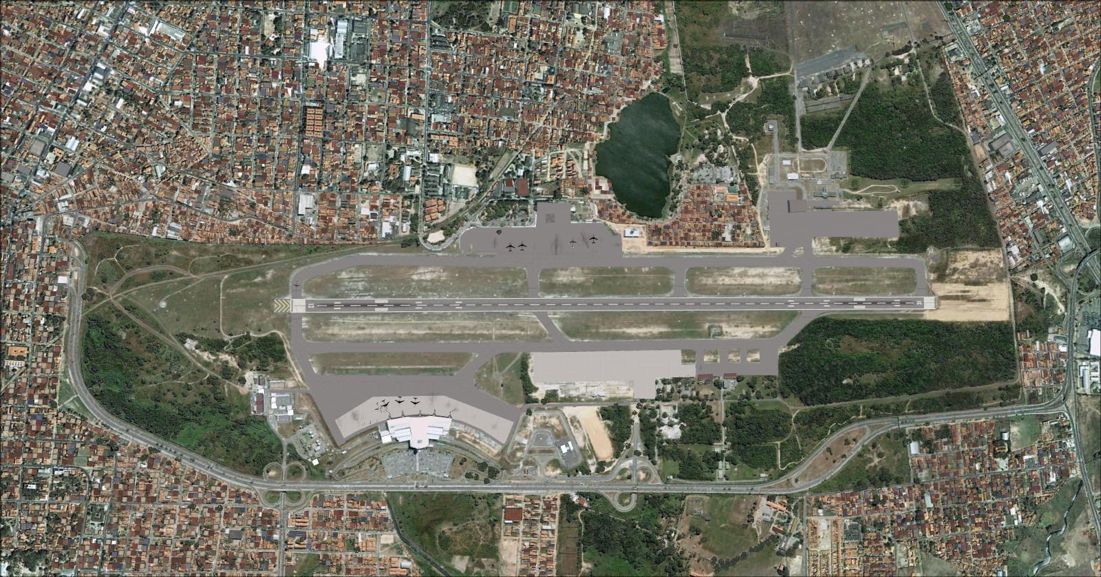 DOWNLOAD Fortaleza City + Airport Photoreal FSX & P3D - Rikoooo
