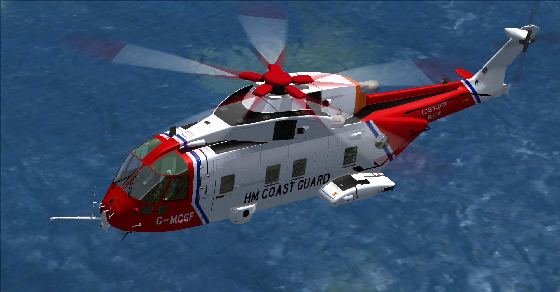 DOWNLOAD Westland Merlin EH101 v2 FSX & P3D - Rikoooo