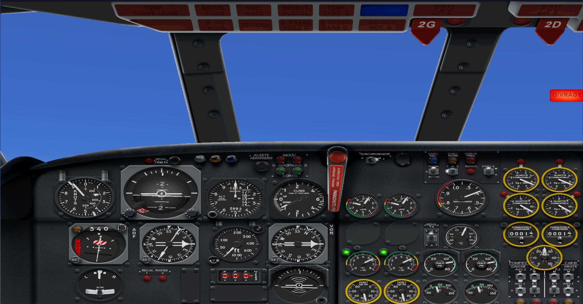 DOWNLOAD AFG Caravelle III SE-210 FSX & FSX-Steam - Rikoooo