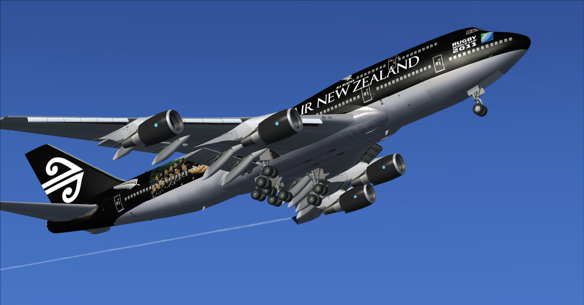 DOWNLOAD Air New Zealand Package FSX & P3D - Rikoooo