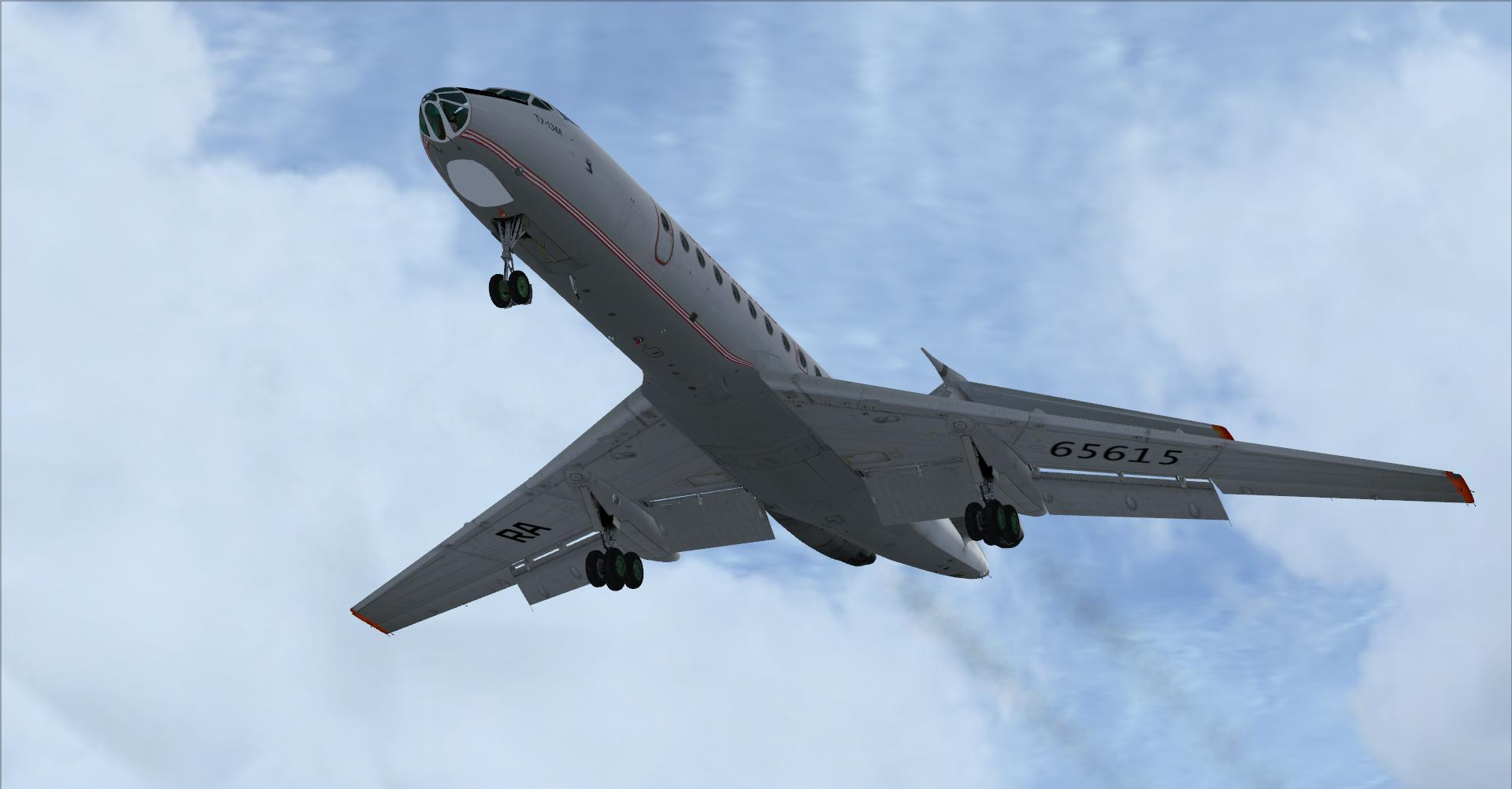 DOWNLOAD SCS Tupolev Tu-134A-3 FSX & FSX-Steam - Rikoooo