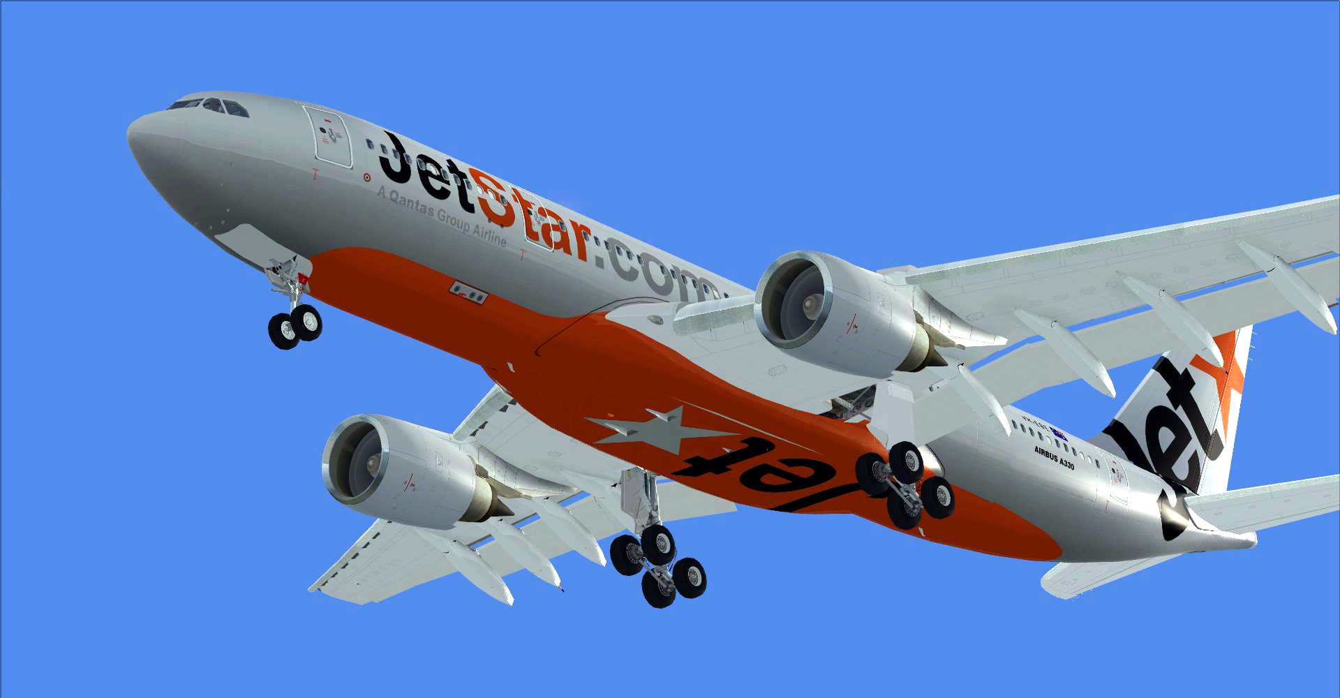 DOWNLOAD Airbus A330 Multi-Livery package FSX & P3D - Rikoooo