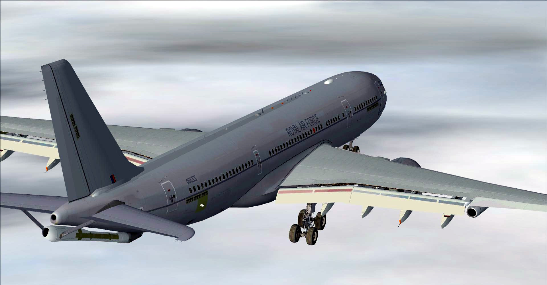 Airbus a330 package fsx