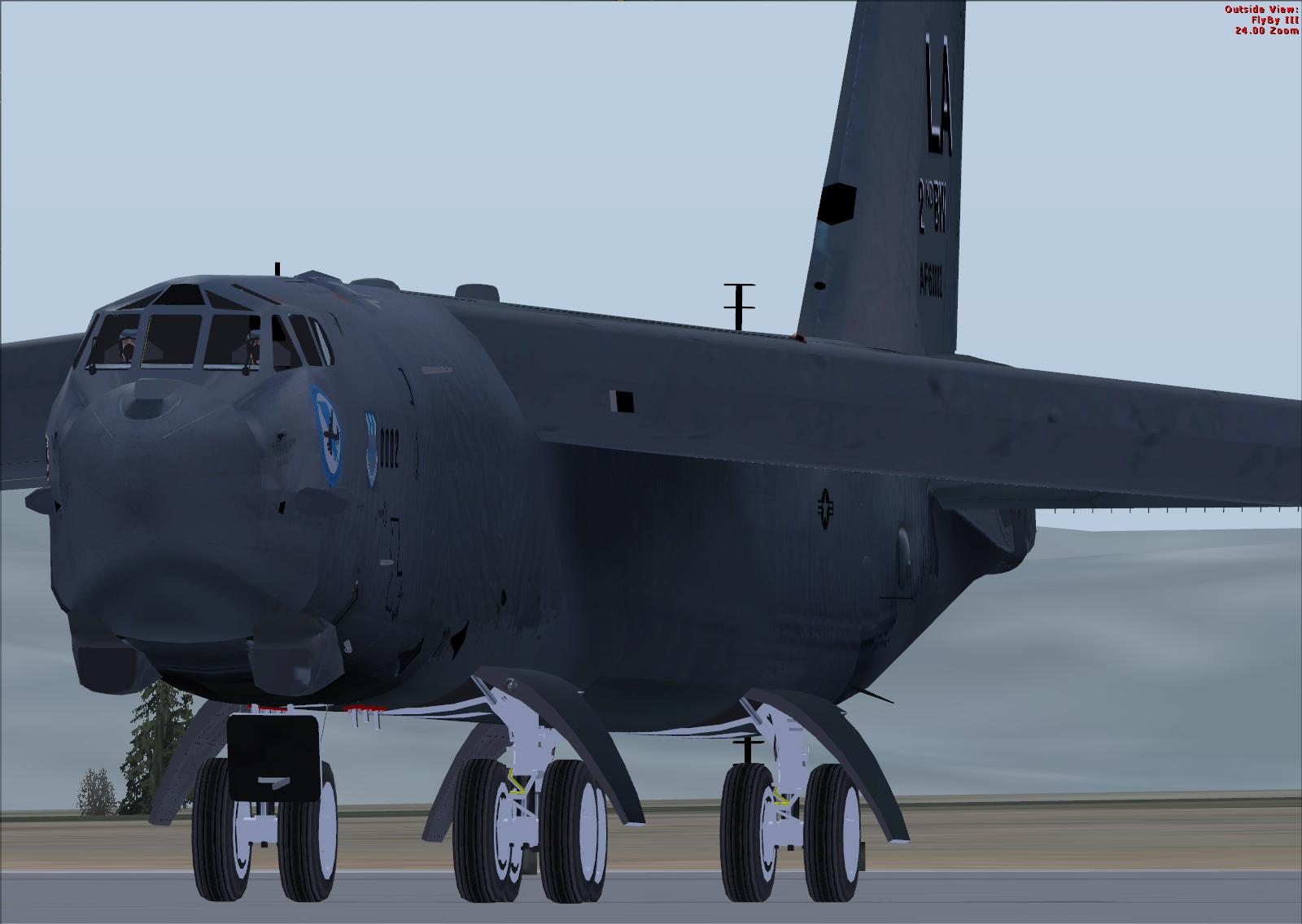 DOWNLOAD Boeing B-52H CONECT Package FSX & P3D - Rikoooo