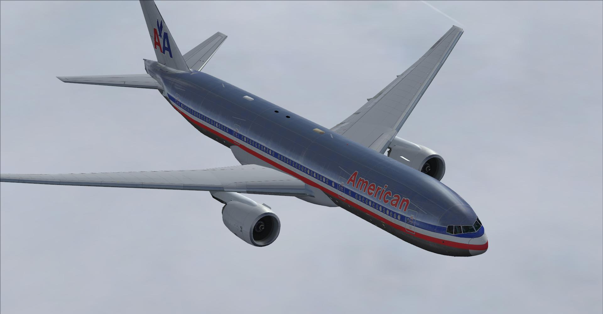 DESCARGAR Boeing 777-200ER Ultimate Pack FSX & P3D - Rikoooo