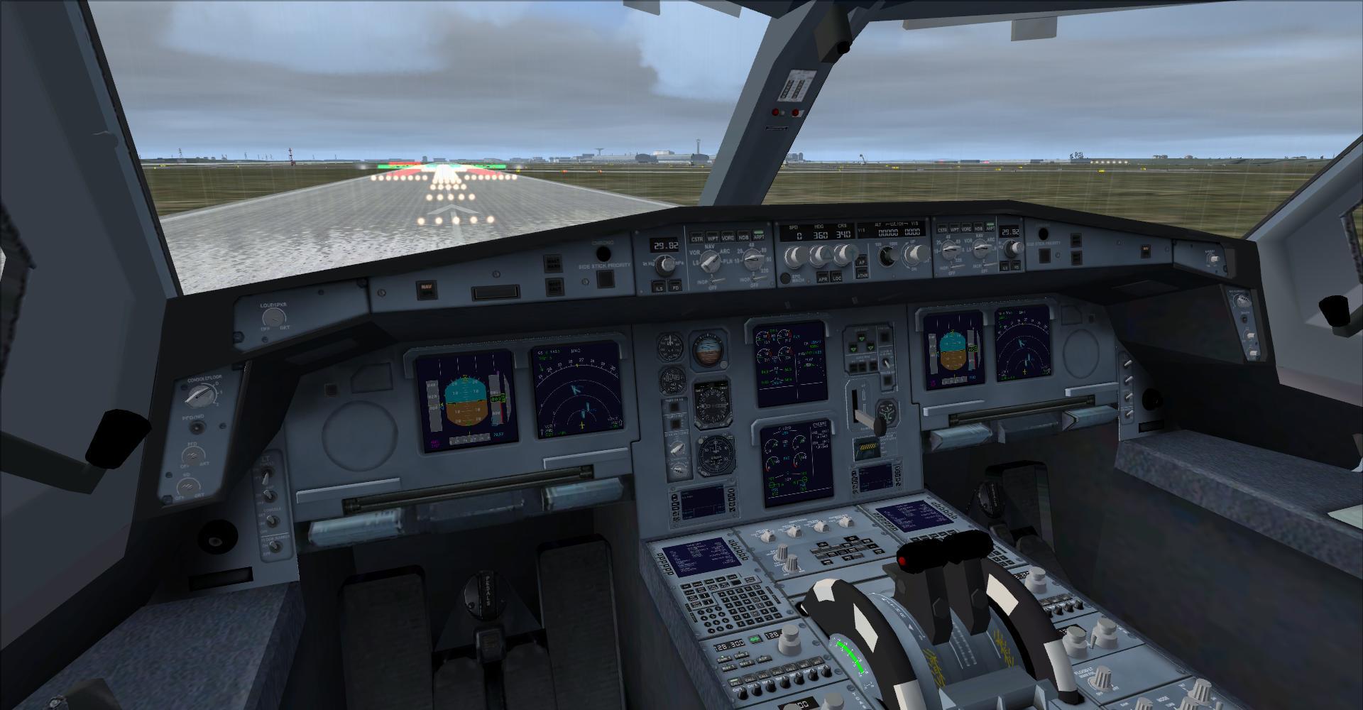 DOWNLOAD FSPX Airbus A350-900XWB FSX & P3D - Rikoooo