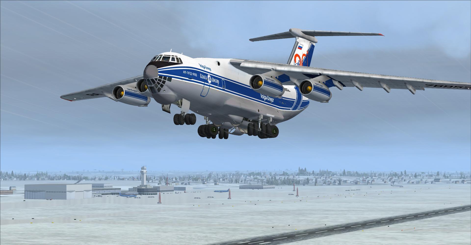 DOWNLOAD Ilyushin Il-76 MD FSX & FSX-Steam - Rikoooo
