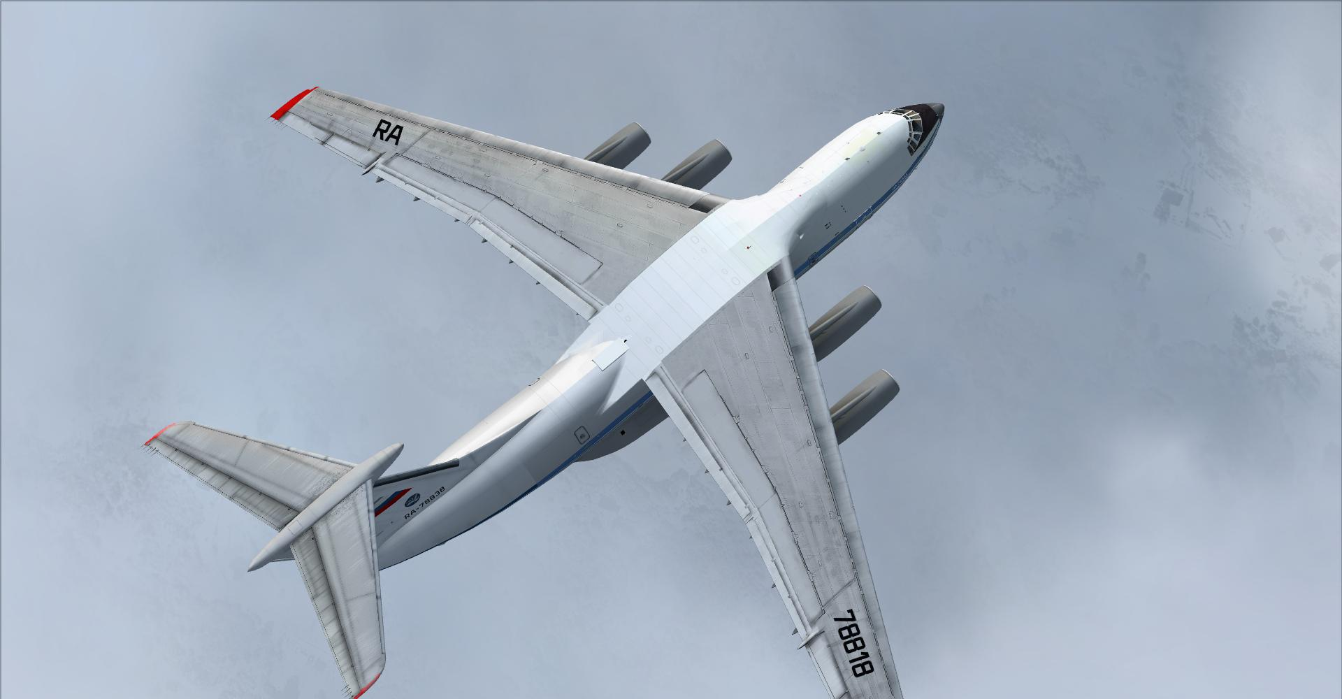 DOWNLOAD Ilyushin Il-76 MD FSX & FSX-Steam - Rikoooo