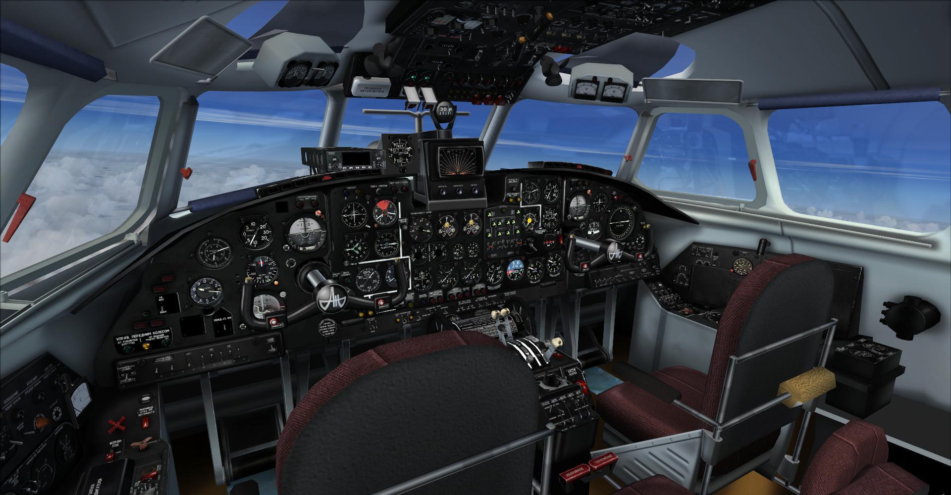 DOWNLOAD Antonov An-24RV FSX & P3D - Rikoooo