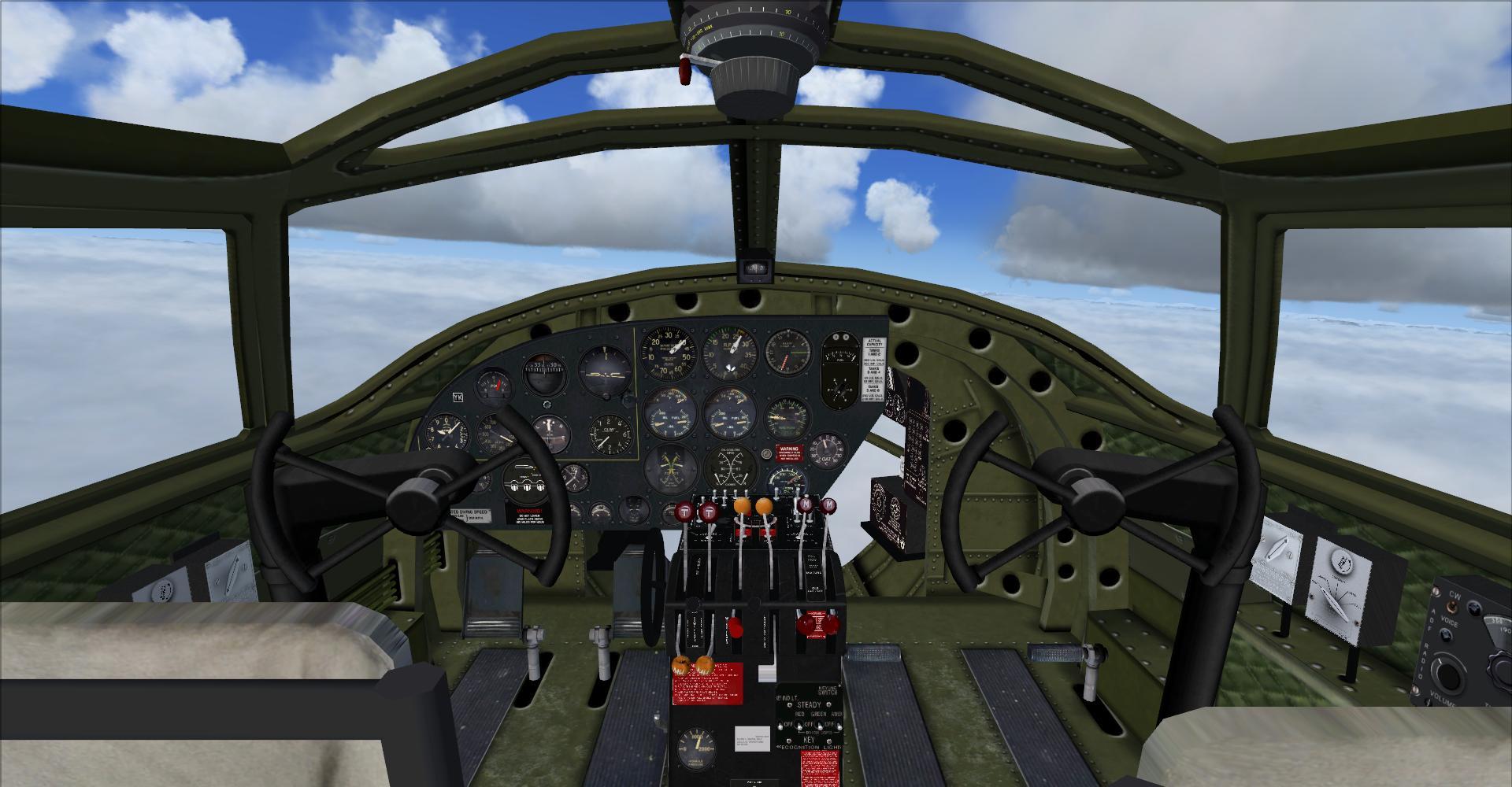 DOWNLOAD Martin B-26B-C Marauder FSX & P3D - Rikoooo