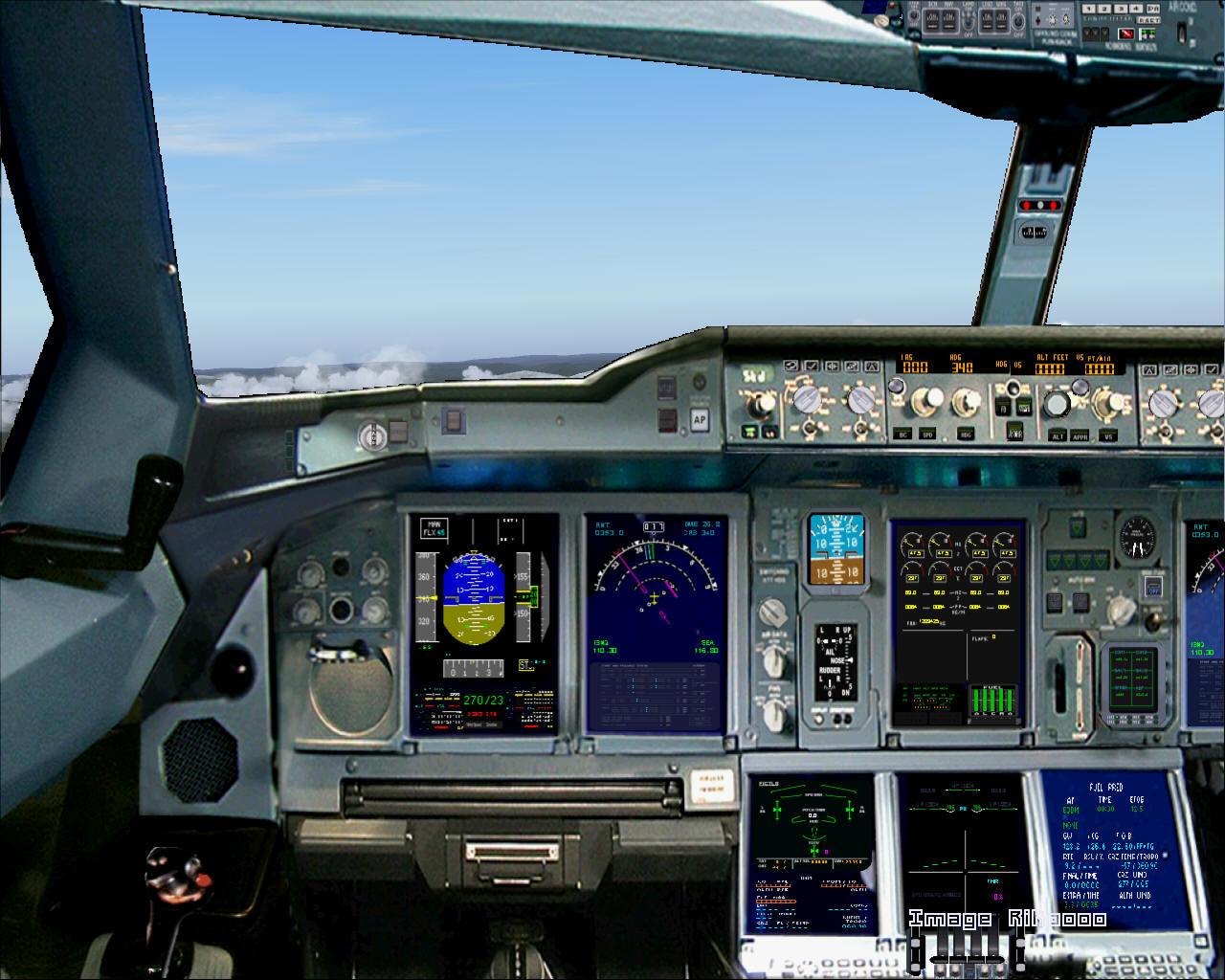Airbus a380 panel fs2004 download islivin.