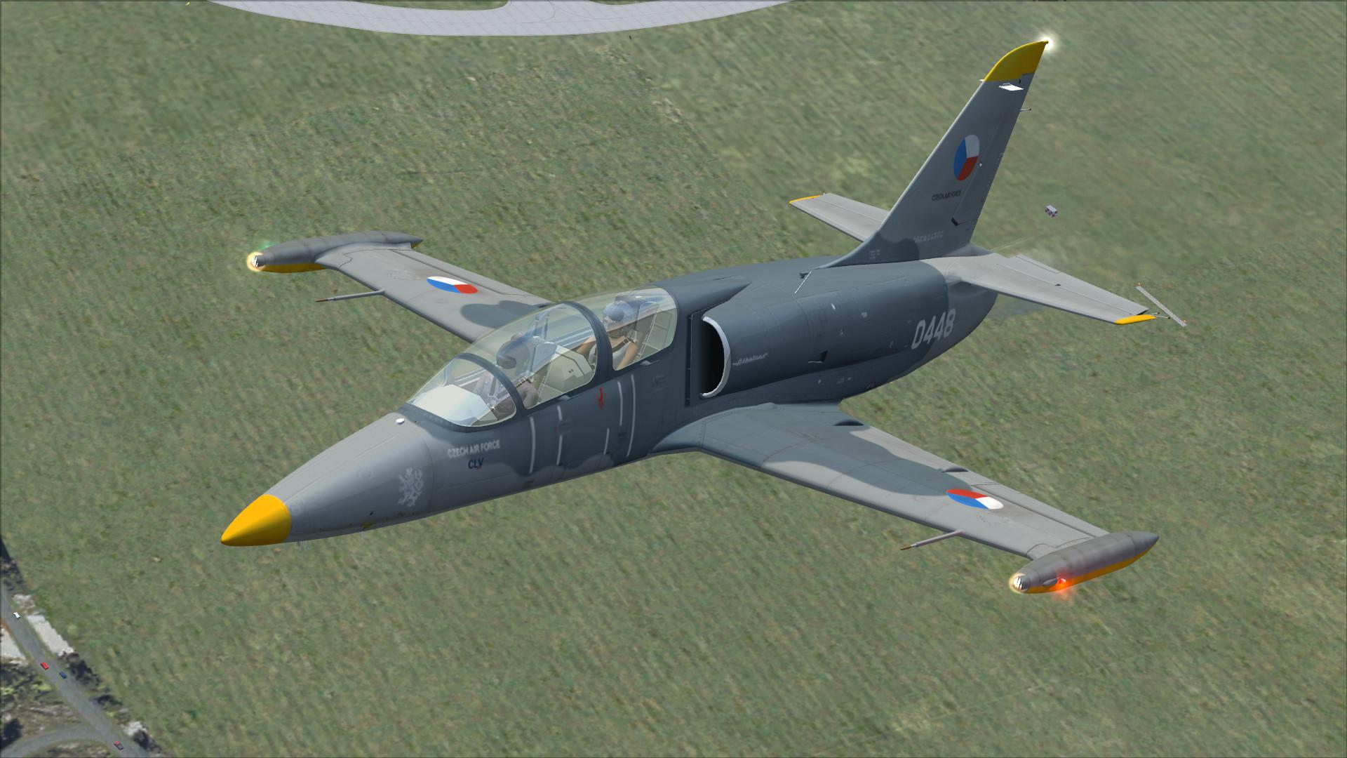Download L 39 Albatros Military Trainer Package Fsx Amp P3d