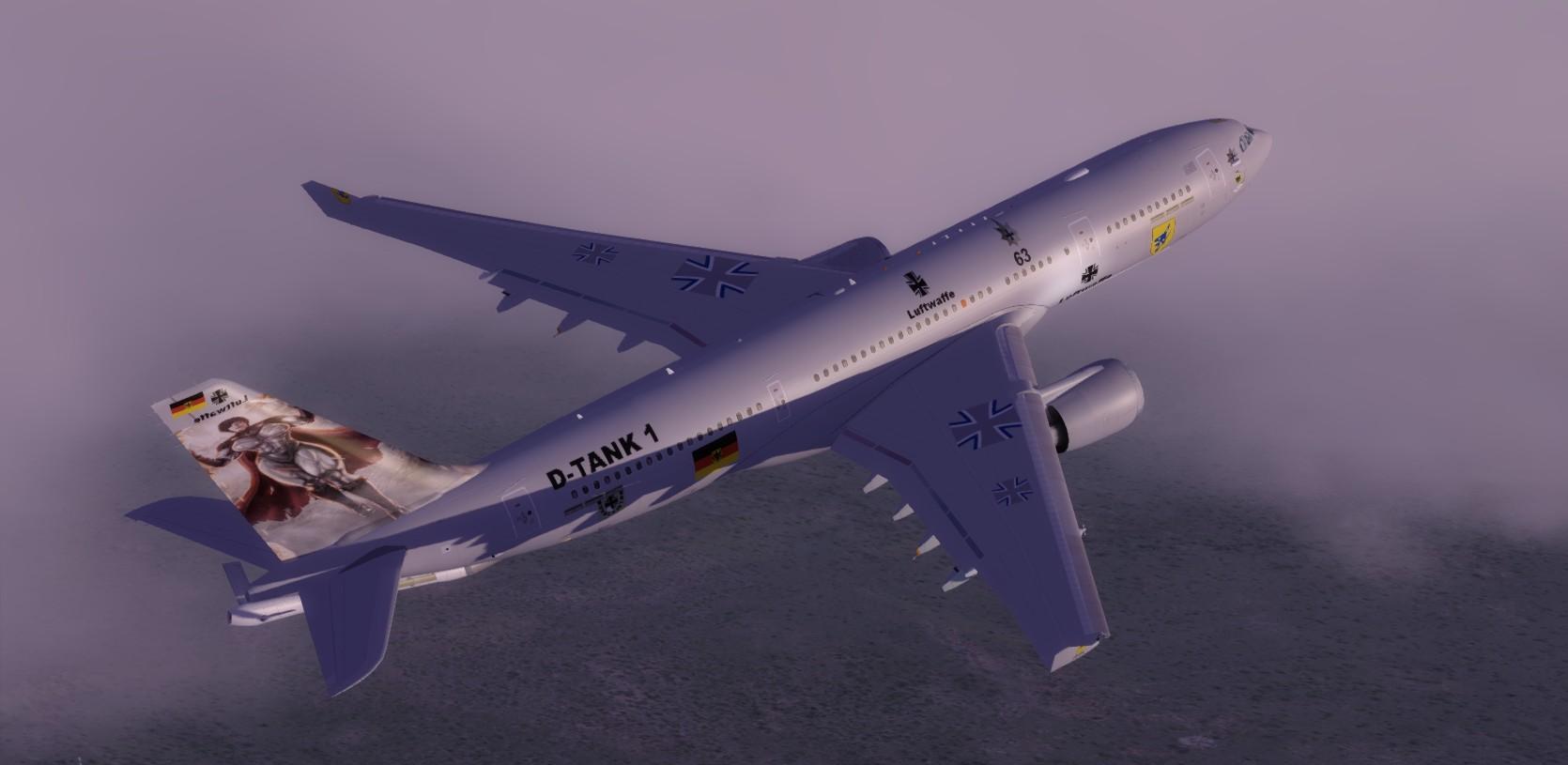 DOWNLOAD Tom Airbus A330 MRTT FSX & P3D - Rikoooo