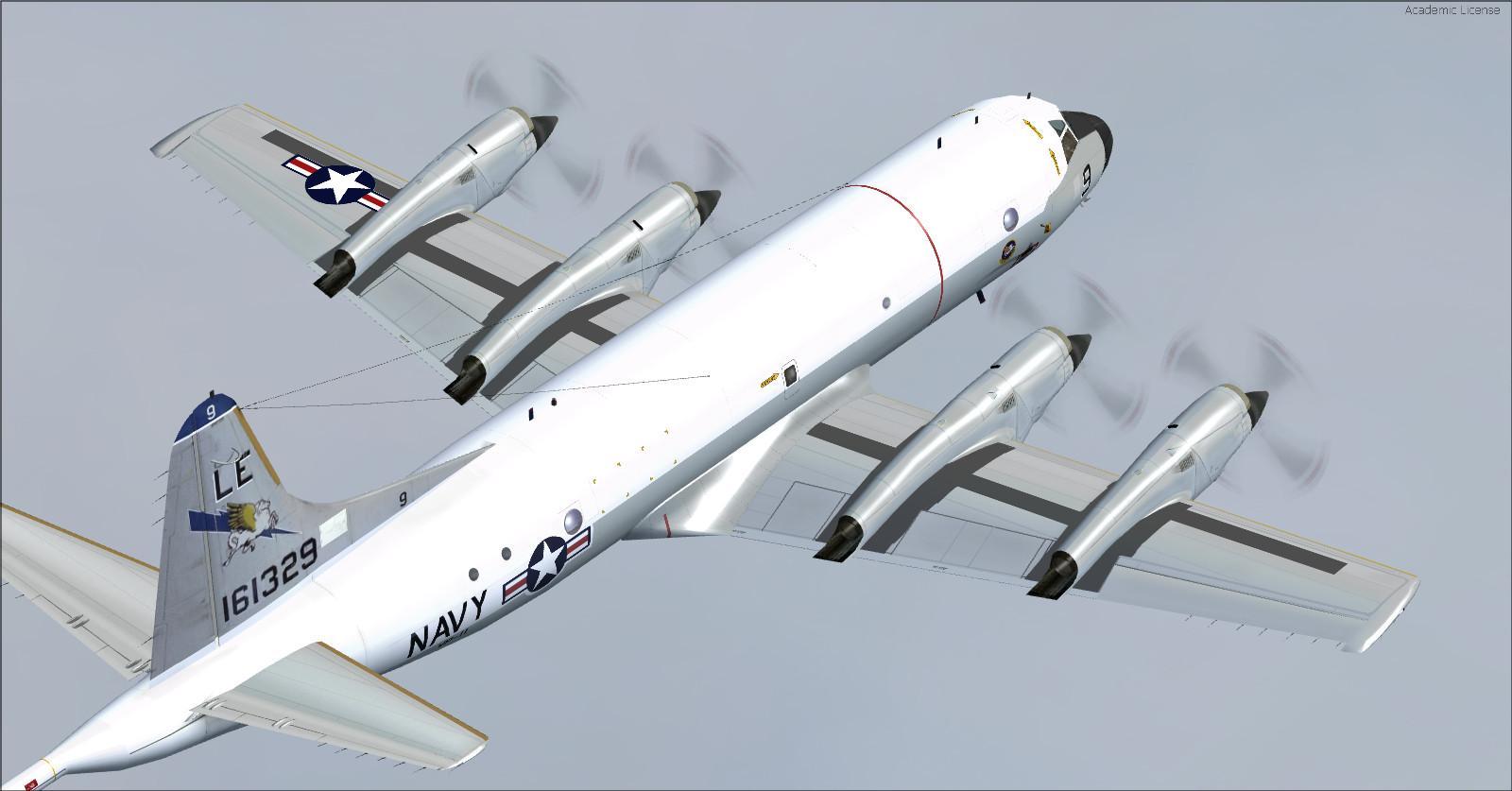DOWNLOAD Lockheed P-3C Orion FSX & P3D - Rikoooo