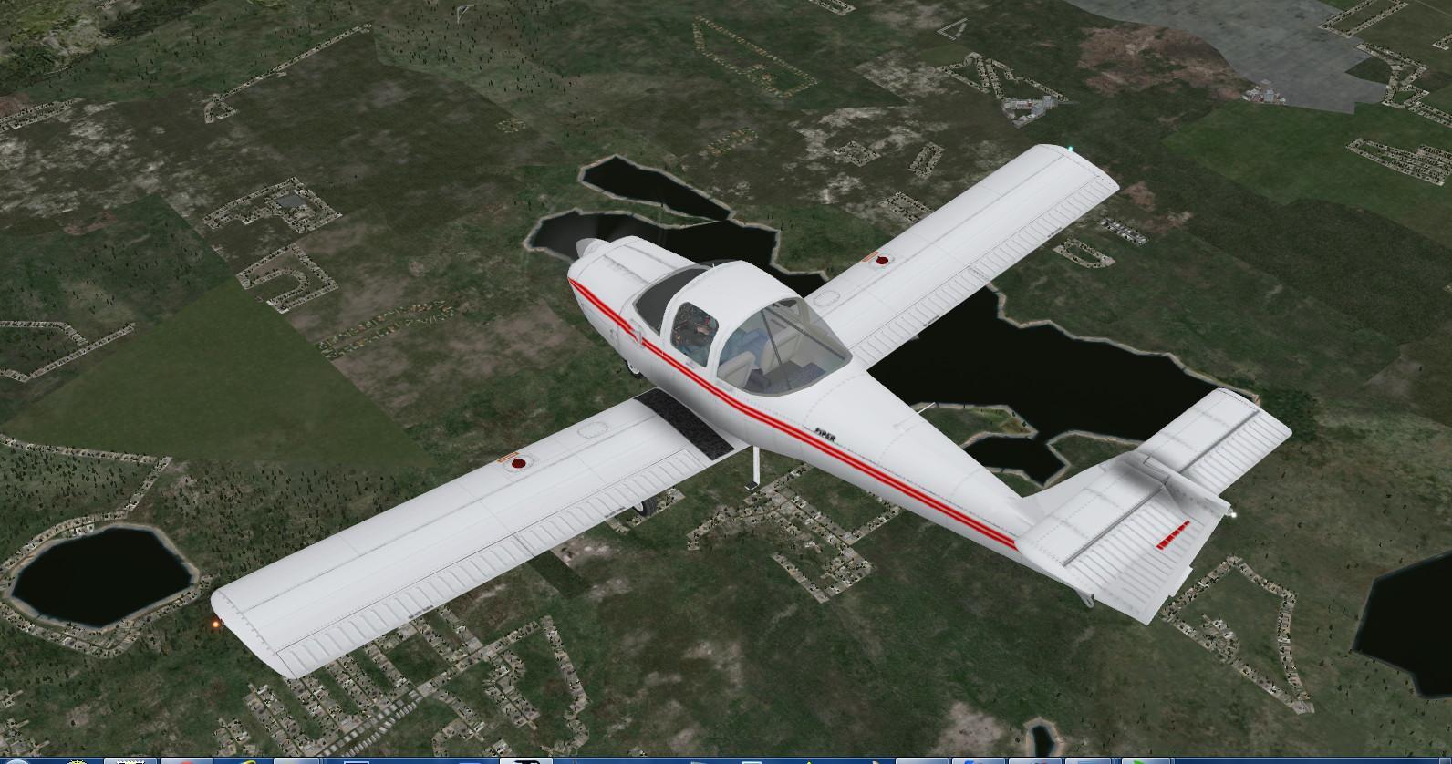 DOWNLOAD Piper PA-38 Tomahawk v1 0 X-Plane 9 - Rikoooo