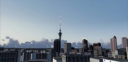 Rast New Zealand Auckland City FS2004