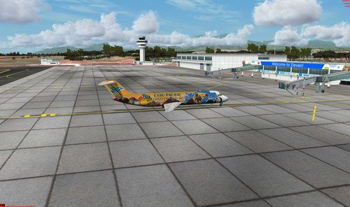 Davao International Airport FSX & P3D