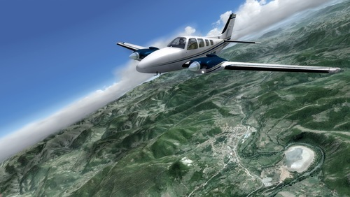 Kosovo Photoreal (LYPR) FSX in P3D