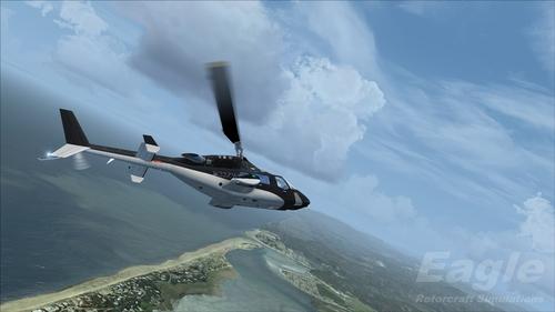 Bell 222A FSX & P3D
