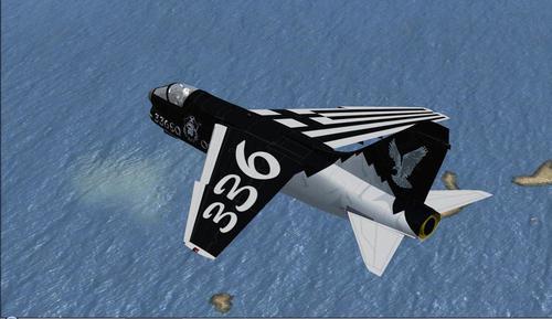 A-7E / H Corsair Hellenic Air Force FSX