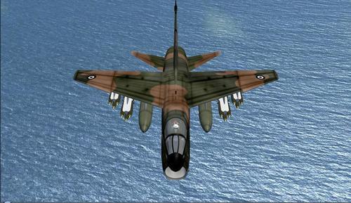 A-7E/H Corsair Hellenic Air Force FSX