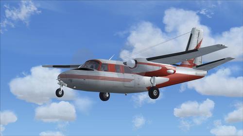 Aero მეთაური 560A FS2004