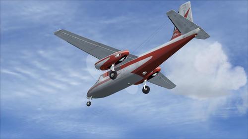 Aero Commander 560A FS2004