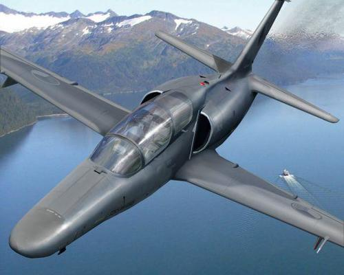 Aero Vodochody L159A FS2004