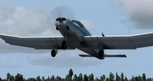 Fletcher ye-Aerospace FU24 950 Series FSX & P3D