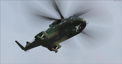 Agusta Langkawi EH101 v2 FSX & P3D