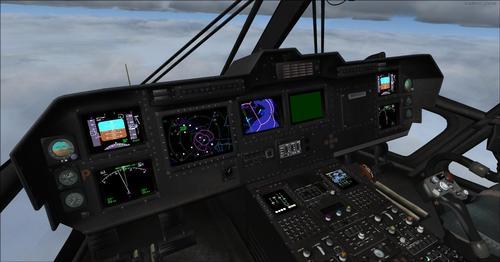 Agusta Westland EH101 v2 FSX  &  P3D