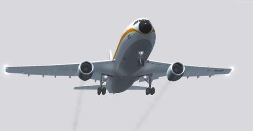 အဲယားဘတ်စ် A300B1 / B2 / B4 FSX  &  P3D