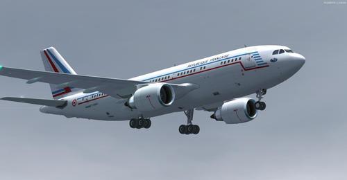 Airbus A310 Multi-Livery FSX & P3D