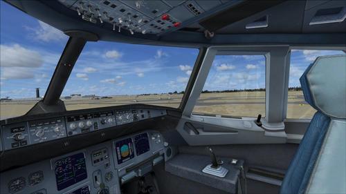 အဲယားဘတ်စ် A320-200 EasyJet FSX & P3D
