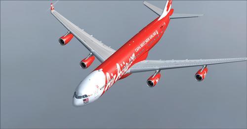 Airbus A340 Mega Package Vol 2 FSX & P3D