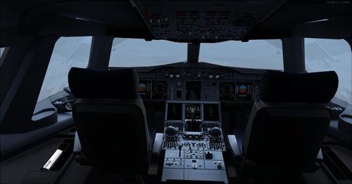 Airbus A380-800 VC Air France FSX & P3D