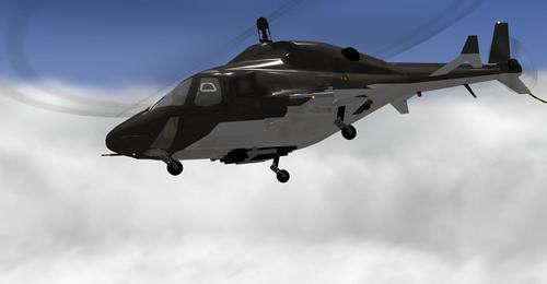 Airwolf X-Plane 10