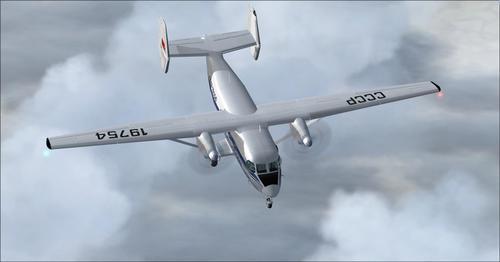 Antonov An-28 FSX-A & P3D