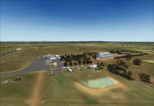 Ants Aussie Airports Hamilton YHML FSX & P3D