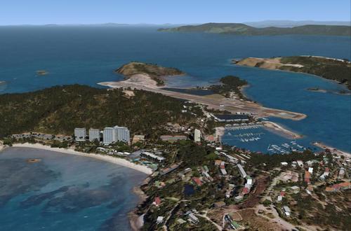 Острів Гаммілтон FSX  &  P3D