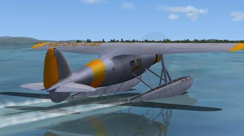 Avia 56 Taxanaha FSX & P3D