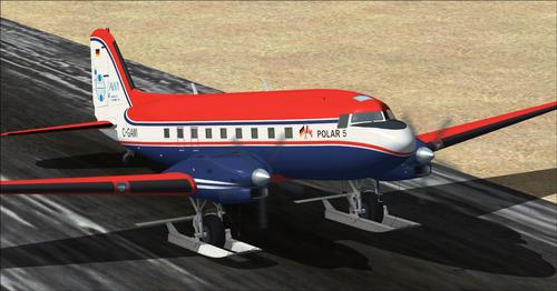Basler BT-67 Base Pack FSX i P3D