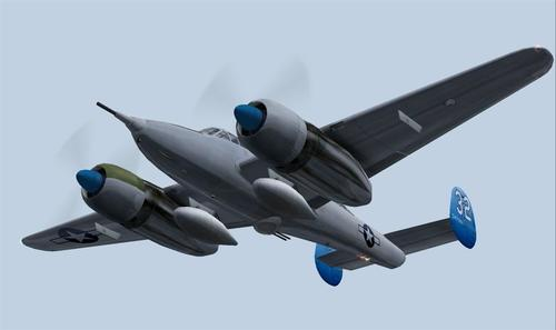 Beechcraft A-28 destroyer & XA-38 Grizzly FS2004