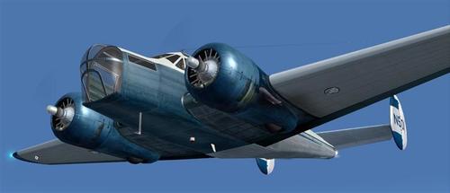 Beechcraft AT-11 FS2004