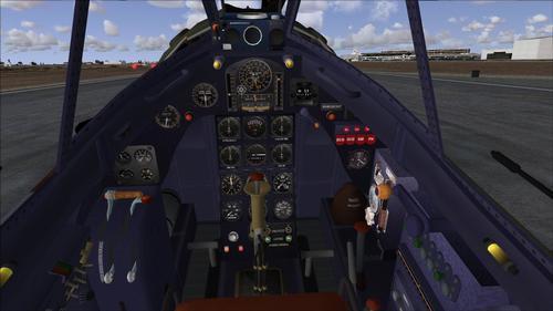 Bloch MB 152 Restauravia FSX