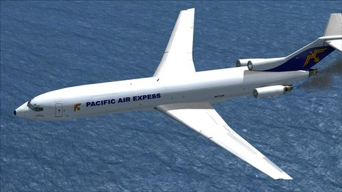 Boeing 727-200 Advanced FSX SP2