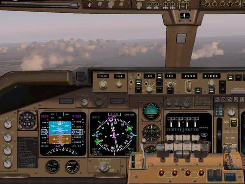 Boeing 747-100SCA + Navette Discovery FS2004