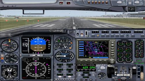 Boeing 757-200 ATA 25th Anniversary FS2004