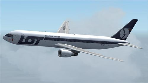 Boeing 767-300ER Polish Air-Line FS2004